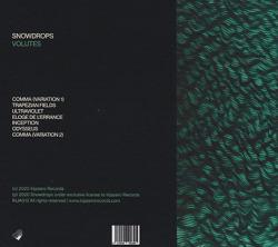 SNOWDROPS/Volutes (2020/2nd) (スノウドロップス/France)