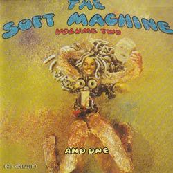 SOFT MACHINE/Volume 1&2(Used CD) (1968+69/1+2th) (ソフト・マシーン/UK)