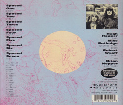 SOFT MACHINE/Spaced(Used CD) (1969/Soundtrack) (ソフト・マシーン/UK)