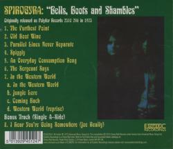 SPIROGYRA/Bells Boots And Shambles (1973/3rd) (スパイロジャイラ/UK)