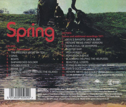 SPRING/Same: 2CD Expanded Edition (1971/only) (スプリング/UK)