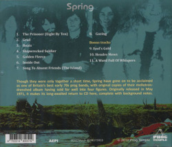 SPRING/Same (1971/only) (スプリング/UK)