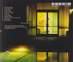 TIM BOWNESS/My Hotel Year (2004/1st) (ティム・ボウネス/UK)