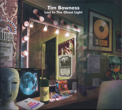 TIM BOWNESS/Lost In The Ghost Light: Special Edition Mediabook(CD+DVD) (2017/4th) (ティム・ボウネス/UK)
