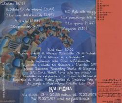 LA TORRE DELL'ALCHIMISTA/Same(錬金術師の塔)(Used CD) (2001/1st) (ラ・トッレ・デル・アルキミスタ/Italy)