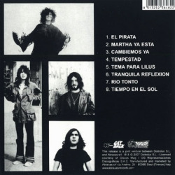 TARKUS/Same (1972/only) (タルカス/Peru)