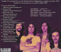 TEMPEST/In Concert 1973-1974 (1973-74/BBC Live) (テンペスト/UK)