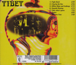 TIBET/Same(Used CD) (1978/only) (チベット/German)