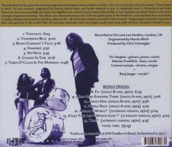 TOAD/Tomorrow Blue (1972/2nd) (トード/Switz)