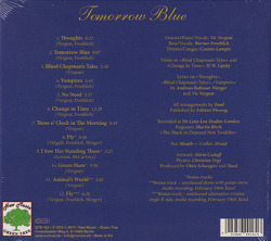 TOAD/Tomorrow Blue (1972/2nd) (トード/Switz)