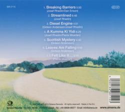 TRIBUTE/Breaking Barriers (1986/2nd) (トリビュート/Sweden)
