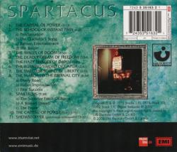 TRIUMVIRAT/Spartacus (1975/3rd) (トリアンヴィラート/German)
