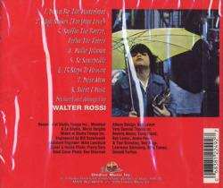 WALTER ROSSI/Diamonds For The Kid (1980/3rd) (ウォルター・ロッシ/Canada)