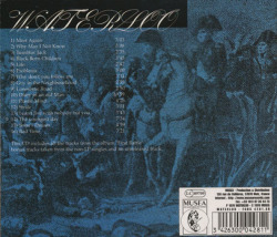 WATERLOO/First Battle(Used CD) (1970/only) (ワーテルロー/Belgium)