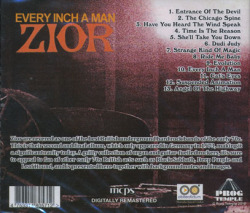 ZIOR/Every Inch A Man (1973/2nd) (ツィオール/UK)