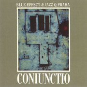 BLUE EFFECT & JAZZ Q PRAHA/Coniunctio (1970/only) (ブルー・エフェクト&ジャズQプラハ/Czech)