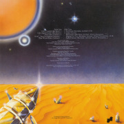 CAMEL/Mirage(ミラージュ~蜃気楼) (1974/2nd) (キャメル/UK)
