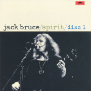 JACK BRUCE/Spirit: Live At The BBC 1971-1978 (1971-78/Live) (ジャック・ブルース/UK)