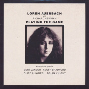 LOREN AUERBACH with BERT JANSCH/Colours Are Fading Fast (1985+88/1+2th+Unrel.) (ローレン・オーエルバッハ&バート・ヤンシュ/UK)