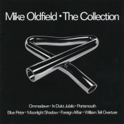MIKE OLDFIELD/The Collection: Tubular Bells+The Collection(Used 2CD) (1973-83/1st+Comp.) (マイク・オールドフィールド/UK)
