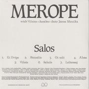 MEROPE/Salos (2021/4th) (メローペ/Lithuania,Belgium,France)