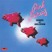 PINK FAIRIES/Kings Of Ovlivion(Used CD) (1973/3rd) (ピンク・フェアリーズ/UK)