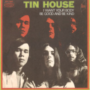 TIN HOUSE/Same(LP+7inch EP) (1971/only) (ティン・ハウス/USA)